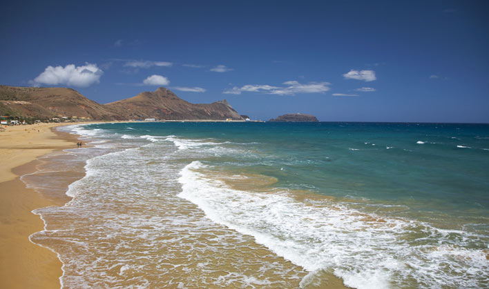Photos of Porto Santo beach