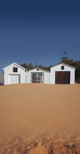 Vila Baleira Beach Houses