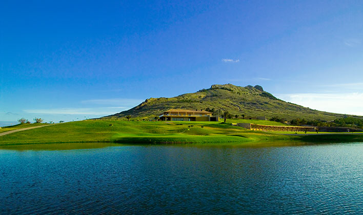 Porto Santo Golf Club House