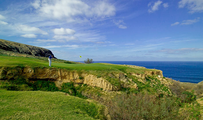 Porto Santo North Golf Course